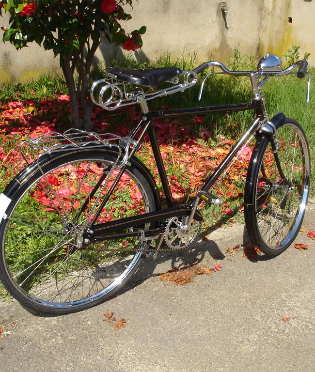 Bicicleta EFS de 1956